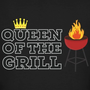 Queen of the grill T-Shirts - Männer Bio-T-Shirt
