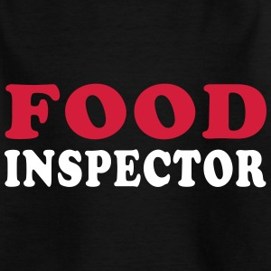 FOOD INSPECTOR Shirts - Kids' T-Shirt