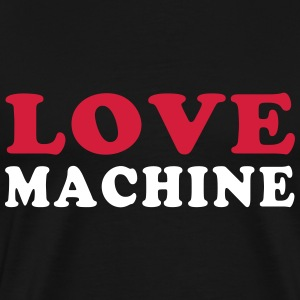LOVE MACHINE T-Shirts - Men's Premium T-Shirt