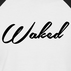 T-shirt Base Ball WAKED - T-shirt baseball manches courtes Homme