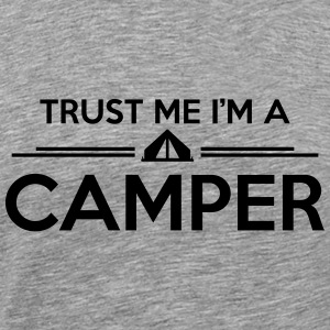 trust me camper Tee shirts - T-shirt Premium Homme