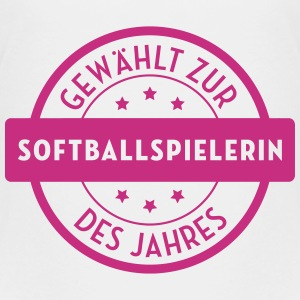 Softball / Softballspieler / Baseball / Sport T-Shirts - Teenager Premium T-Shirt