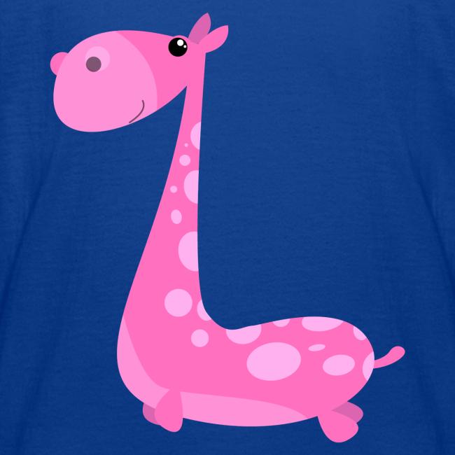 Nessy Pink - Børne T-shirt