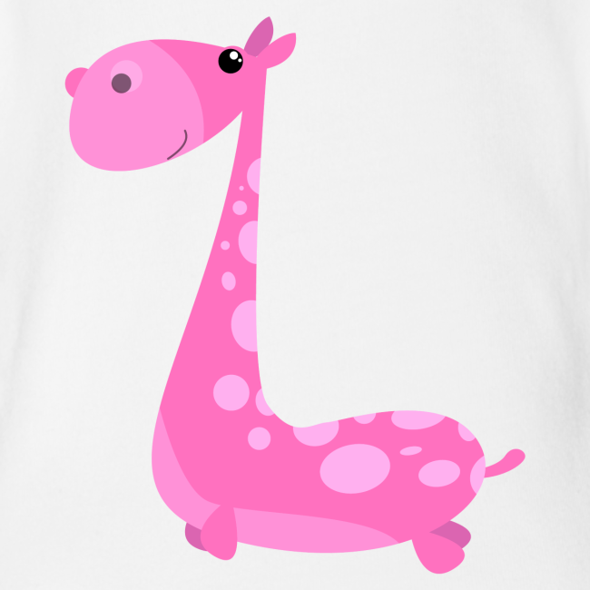 Nessy Pink - Baby body