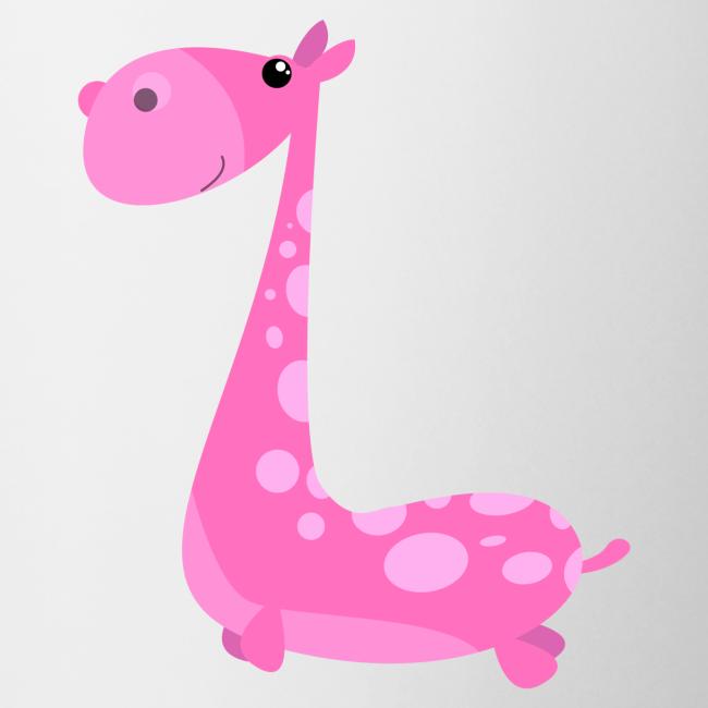 Nessy Pink - Kop/krus
