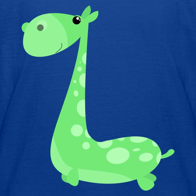 Nessy Green - Børne-T-shirt