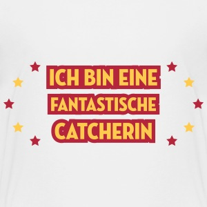 Wrestling Ringen Catcher Catch Catcherin Ringer T-Shirts - Teenager Premium T-Shirt