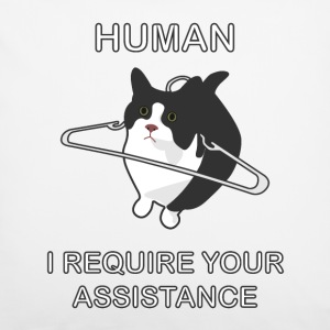 Human, I require your assistance! Other - Pillowcase 40 x 40 cm