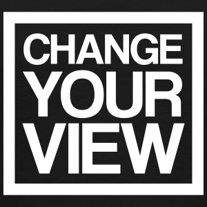 Change Your View - Men's Premium T-shirt - Men's Premium T-Shirt