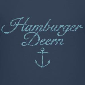 Hamburger Deern Vintage Hell Hamburg Anker