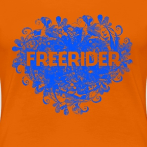 Freerider - Women's Premium T-Shirt