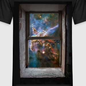 Northern Apparel Nebula - Men's T-Shirt