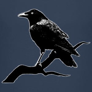 Crow - Kinder Premium T-Shirt