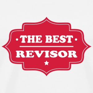 The best revisor T-skjorter - Premium T-skjorte for menn