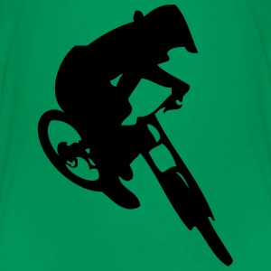 Downhill bikers - Kids' Premium T-Shirt