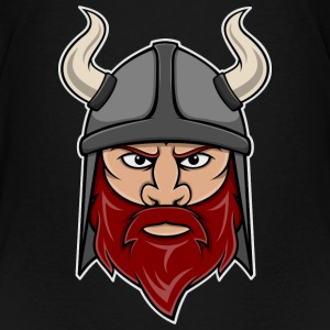 Viking Warrior Head Shirts - Teenage Premium T-Shirt