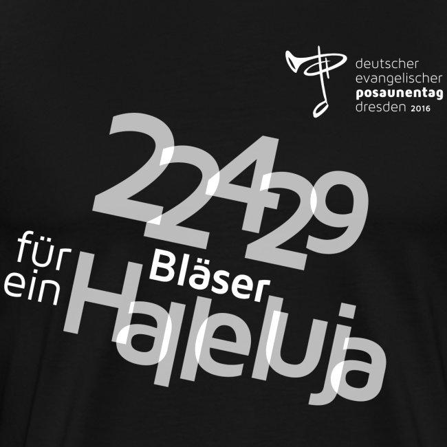 Auch in XXXXXL – 22429 Bläser für ein Halleluja