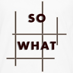 So what Manga larga - Camiseta de manga larga premium hombre