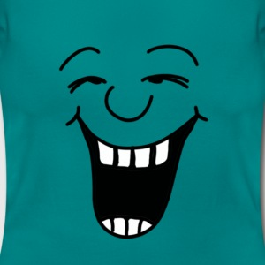 Lachen - Smile - T-Shirts - Frauen T-Shirt
