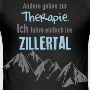 Therapie T-Shirts - Männer Slim Fit T-Shirt