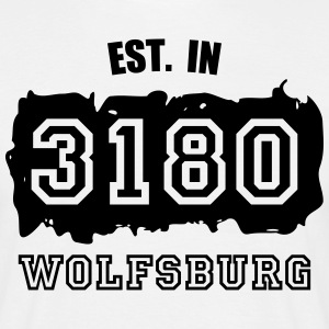 Established  3180 Wolfsburg T-Shirts - Männer T-Shirt
