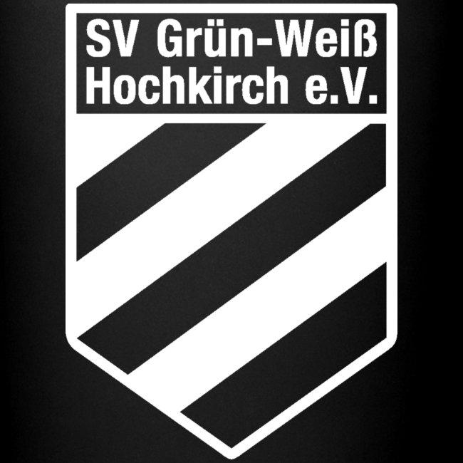 Hochkircher Tasse schwarz - Handgefertigt, um ca. 1930