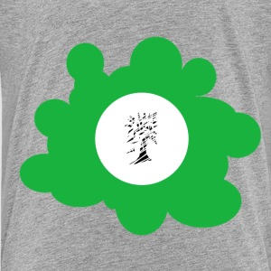 TreeInGreen T-Shirts - Teenager Premium T-Shirt