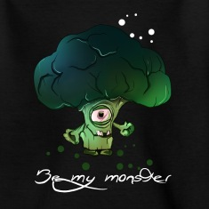 Cool Broccoli Monster