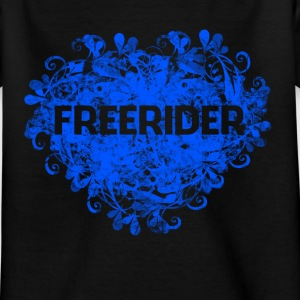 Freerider - Kinder T-Shirt