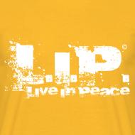 Motiv ~ L.I.P. - Live In Peace - White