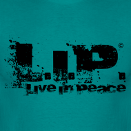 Motiv ~ L.I.P. - Live In Peace - Black
