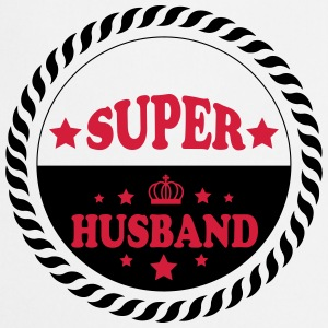 Super husband  Aprons - Cooking Apron