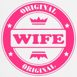 Original wife  Aprons - Cooking Apron
