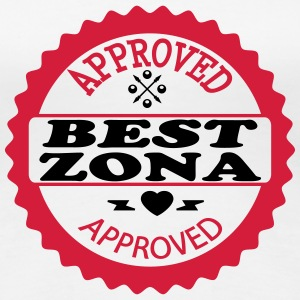 Approved best zona T-shirts - Premium-T-shirt dam