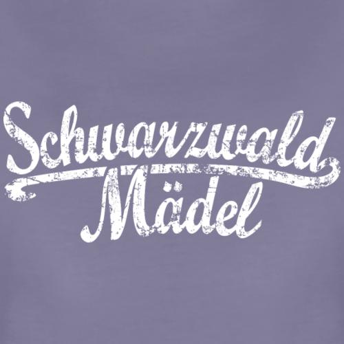 Schwarzwald Mädel Classic Vintage Schwarz