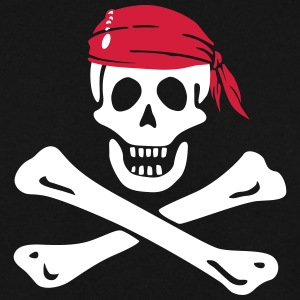 jolly roger pirate Hoodies & Sweatshirts - Men's Sweatshirt