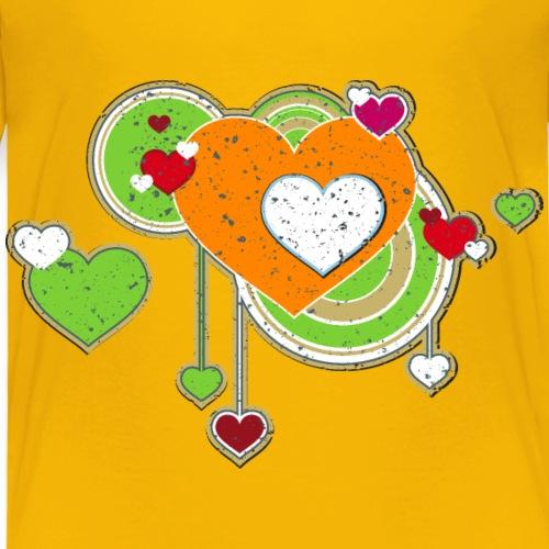 Liebe love Herzen hearts retro grunge Valentinstag