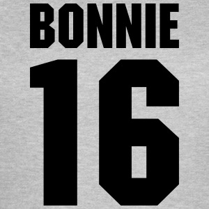 Bonnie 16 Teamplayer Tee shirts - T-shirt Femme