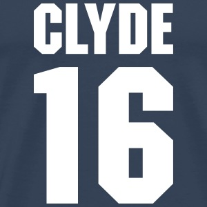 Clyde 16 Teamplayer Tee shirts - T-shirt Premium Homme