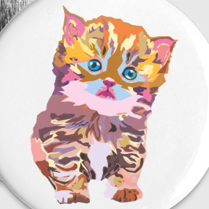 wpap kitten Buttons & Anstecker - Buttons groß 56 mm