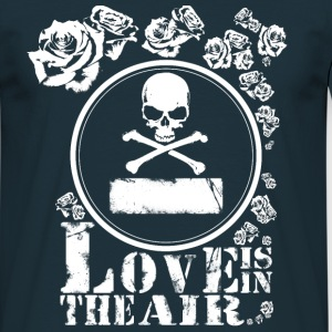 Love Is In The Air - Männer T-Shirt