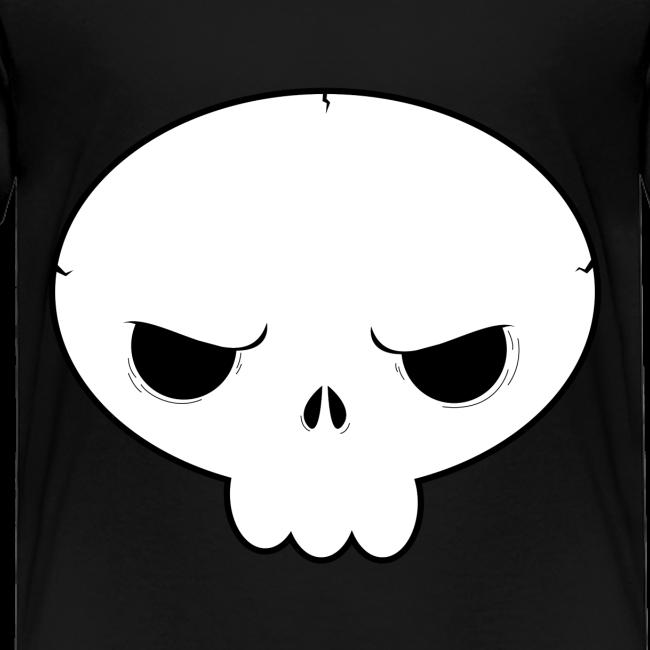 Skullie - Børne premium T-shirt