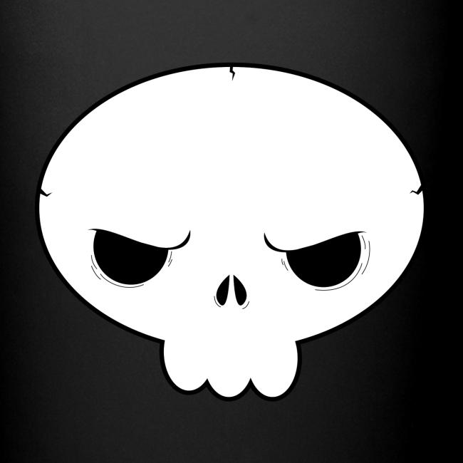 Skullie - Farvet Kop/Krus