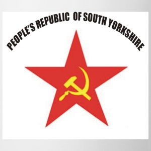 People's Republic of South Yorkshire - Mug