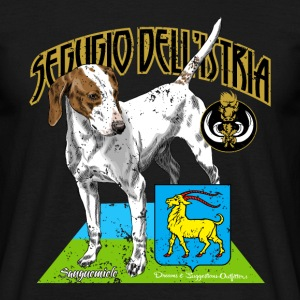 Segugio dell'Istria T-Shirts - Men's T-Shirt