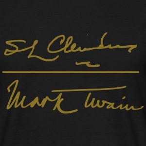 Mark Twain T-Shirts - Men's T-Shirt