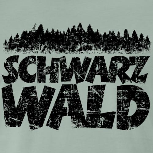 Schwarzwald mit Wald