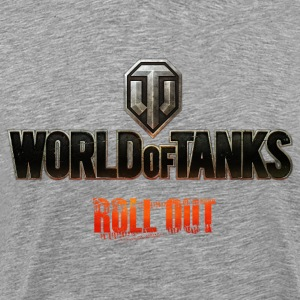 World of Tanks Men T-Shirt - Maglietta Premium da uomo