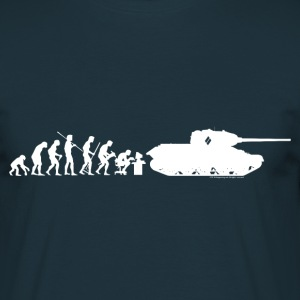 World of Tanks Darwin Homme tee shirt - Camiseta hombre