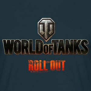 World of Tanks Men T-Shirt - Herre-T-shirt